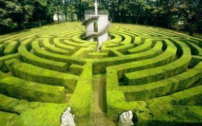Labirint spoznavanja