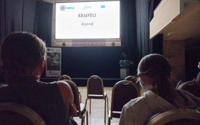Naš film uvrščen v tekmovalni program festivala